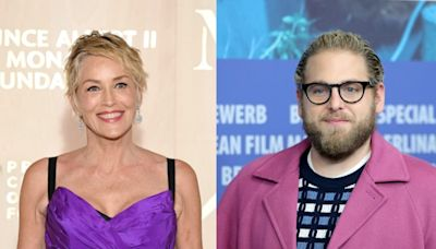 Sharon Stone criticised after commenting on Jonah Hill's appearance despite his request not to