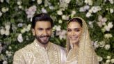 Deepika Padukone's latest photos from the 'most anticipated wedding of Bollywood' continue to send fans into a frenzy