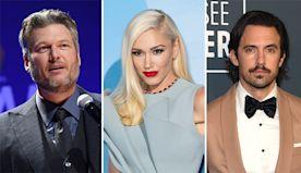 Blake Shelton, Gwen Stefani, Milo Ventimiglia, More Set For NBC's Red Nose Day Special