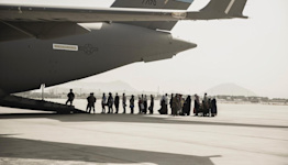 After the US military evacuations stopped, this group got an 80-year-old grandmother out of Afghanistan