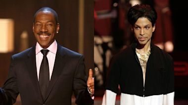 Eddie Murphy talks about that famous basketball game with Prince