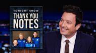 Thank You Notes: Blue Origin Space Flight Team, Patio Heaters