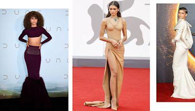 All of Zendaya's Best 'Dune' Red Carpet Looks