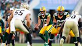 Love Completes Five Passes at End of Blowout Loss to Saints