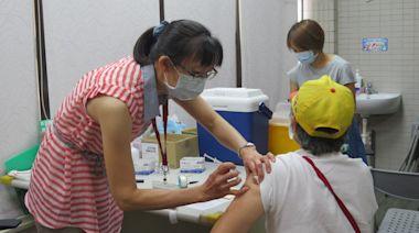 蔡總統7月底疫苗涵蓋率25%的目標 苗栗縣提前達標
