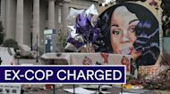 Ex-officer charged with wanton endangerment in deadly shooting of Breonna Taylor