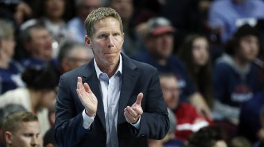 Gonzaga, Baylor stay atop AP Top 25; Va. Tech, Richmond in