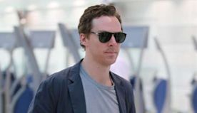 Benedict Cumberbatch donates 12k to help buy hospital scrubs