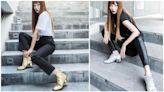 Red Velvet瑟琪單眼皮酷勁詮釋Ferragamo新鞋 好穿到跳現代舞都沒問題