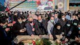 Iran buries slain nuclear scientist, promises retaliation