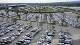 Renting a car will be tough until at least 2022