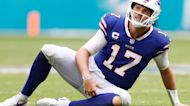 Is Josh Allen regressing?   Yahoo Fantasy Football Forecast