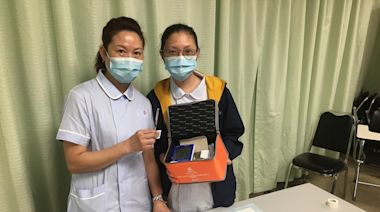 醫管局下周為參與先導計劃安老院舍長者接種復必泰疫苗 - RTHK