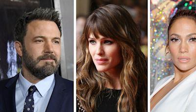 Jennifer Garner Has No Interest In 'Dealing' With Ex Ben Affleck's Jennifer Lopez Romance