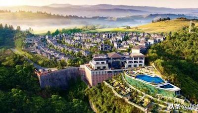 廣州從化又一山頂避世酒店,雅致房+溫泉+自助晚餐,超值兩日游