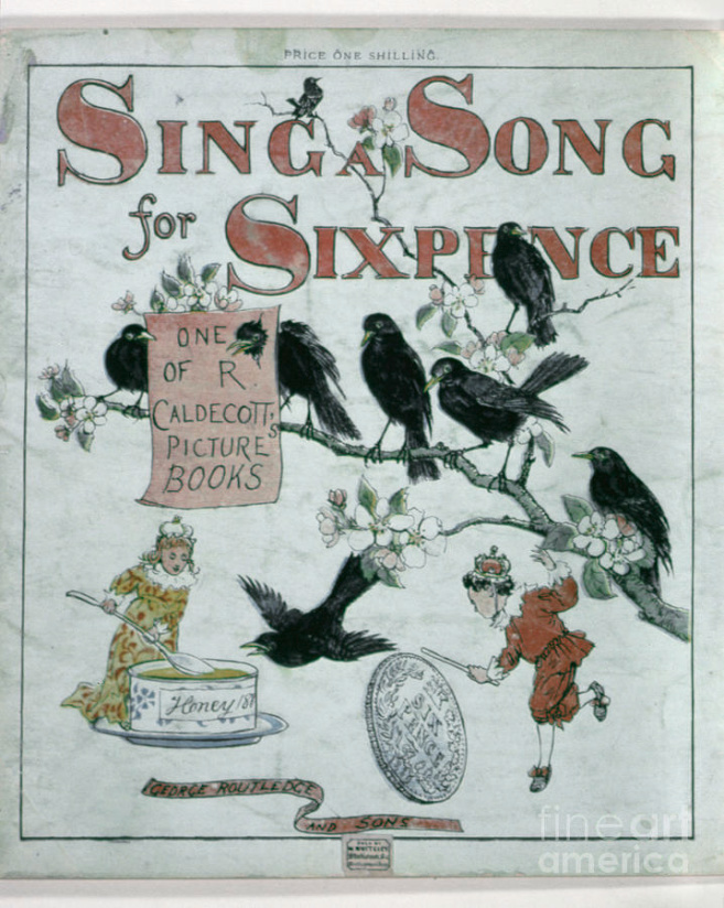 Sing A Song Of Sixpence Photograph