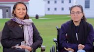 2 young women who fled Afghanistan share their stories on TODAY