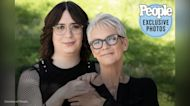Jamie Lee Curtis and daughter Ruby open up about her journey coming out as trans