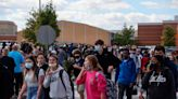 'Double trauma': Back to in-person learning, students confront school shootings once again