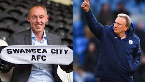EFL Championship: Swansea City & Cardiff City renew rivalry in October