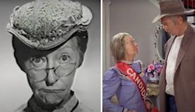 Irene Ryan nearly missed out on playing Granny on The Beverly Hillbillies – this was her life