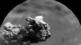 NASA's Curiosity Rover Finds Bizarre Martian Rock