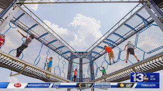 New 'ninja warrior' playground coming to Panama City