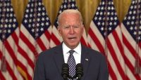 """Special Report: Biden speaks on Afghan withdrawal, promises Americans """"we will get you home"""""""