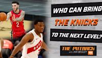 Which NBA point guard takes Knicks to next level? | The Putback | SNY