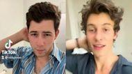 Watch Nick Jonas Playfully Troll Shawn Mendes