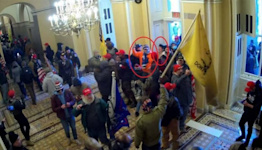 Kentucky couple who were part of mob that stormed the Capitol receive sentence