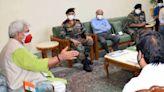 J&K LG seeks Army help for increasing Covid bed strength