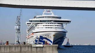 Coronavirus: Virus-stricken Diamond Princess leaves Yokohama