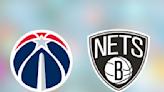 Game stream: Washington Wizards vs. Brooklyn Nets