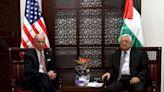 美國調停以巴衝突 拜登首度與阿巴斯通話