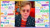 Elton John praises JoJo Siwa at 'Can't Cancel Pride' event: 'You're a shining example'