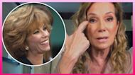 Hairspray Blinded Kathie Lee Gifford Right Before Super Bowl Performance
