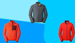 Save on tons of fall clothing at this Eddie Bauer sale