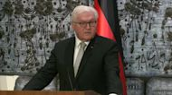 Germany's Steinmeier to Israel's Rivlin: No alternative to two-state solution