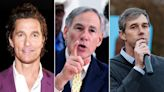 Beto discusses possible 3-way governor's race with Abbott, McConaughey - KVIA