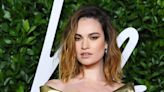 OMG! It Takes Lily James '3 to 5' Hours to Transform Into Pamela Anderson