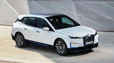 BMW iX預售價316萬元起 目前接單已超過150張