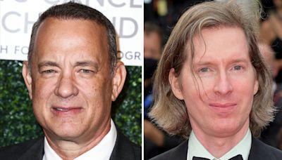 Tom Hanks Boards Wes Anderson Film