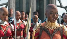 Danai Gurira Shares One Obvious 'Avengers' And 'Black Panther' Spoiler
