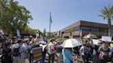 Jesse Jackson arrested protesting Kyrsten Sinema's filibuster support