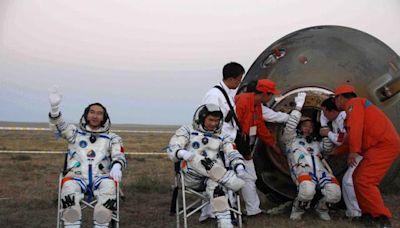 太空人骨質流失「天上一月,地上一年」,骨骼保持負荷才老得慢
