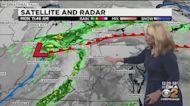 KDKA-TV Afternoon Forecast (10/25)