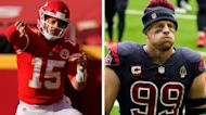The Rush: Chiefs clinch top seed, Jets win again and JJ Watt unloads after loss