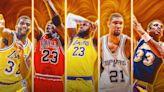NBA/史上最強5人名單曝!現役只有「他」上榜