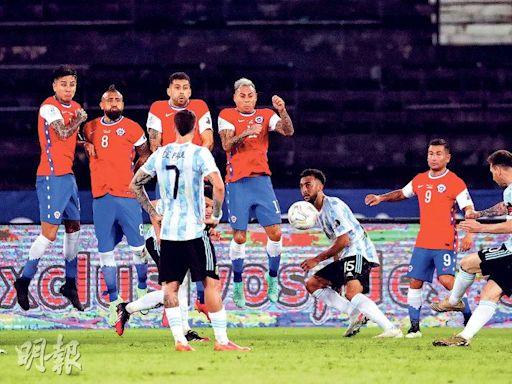 阿根廷美洲盃首擊言和 年內未開齋 美斯入罰球破C朗紀錄 - 20210616 - 體育